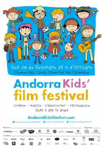 cartell Andorra Kids' film festival