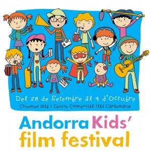 Andorra Kids' film festival 2015