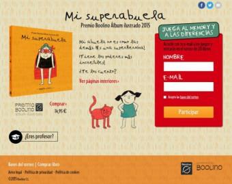 pàgina web misuperabuela.es