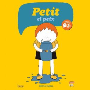 Petit el peix / Peque el pez / Petit le poisson – Còmic
