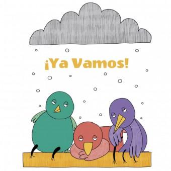 """""""¡Ya vamos!"""" recomenat per Letras Corsarias"""